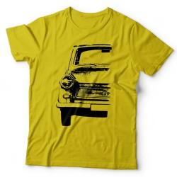 Trabant sziluett póló