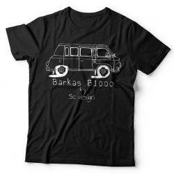Barkas - SC design póló