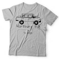 Wartburg - SC design póló