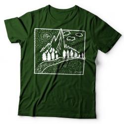 Hegyvidék - SC design póló