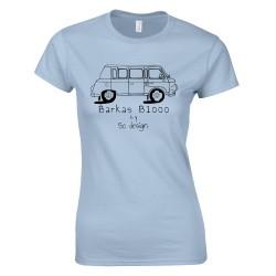 Barkas - SC design női póló