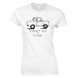 Trabant - SC design női póló