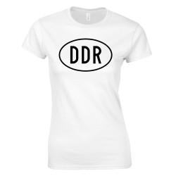 DDR női póló