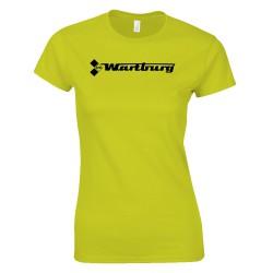 Wartburg embléma női póló