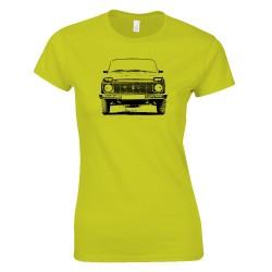 Lada Niva női póló